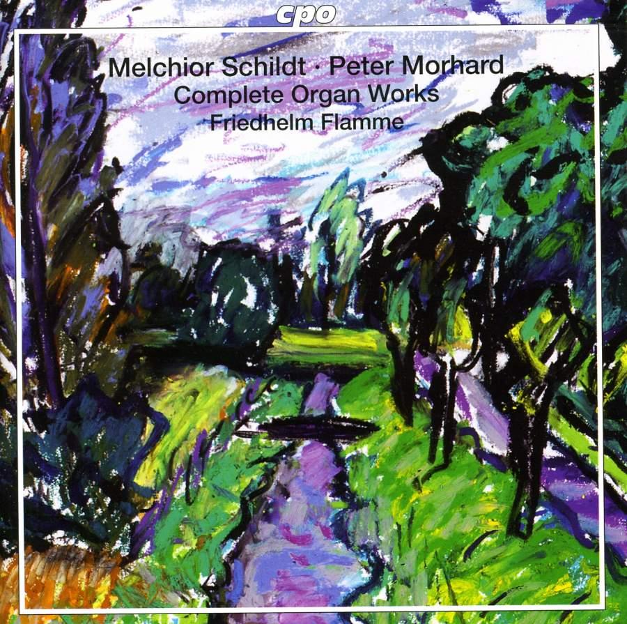 North German Organ Baroque Volume 5 - CPO: 7773432 - SACD or