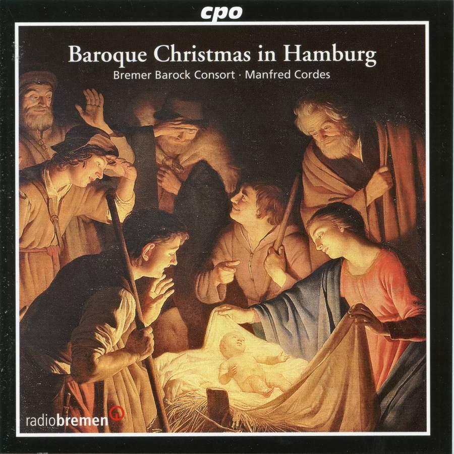 Baroque Christmas in Hamburg - CPO: 7775532 - CD or download ...