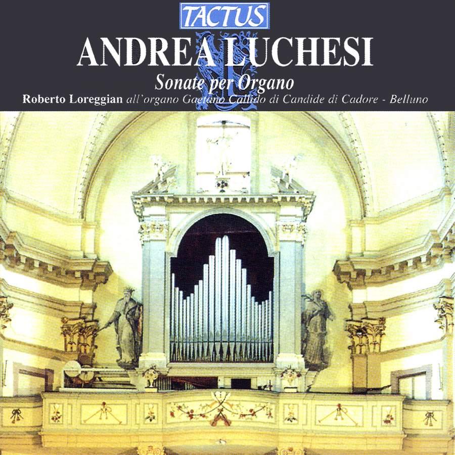 Andrea Luchesi - Sonate per organo