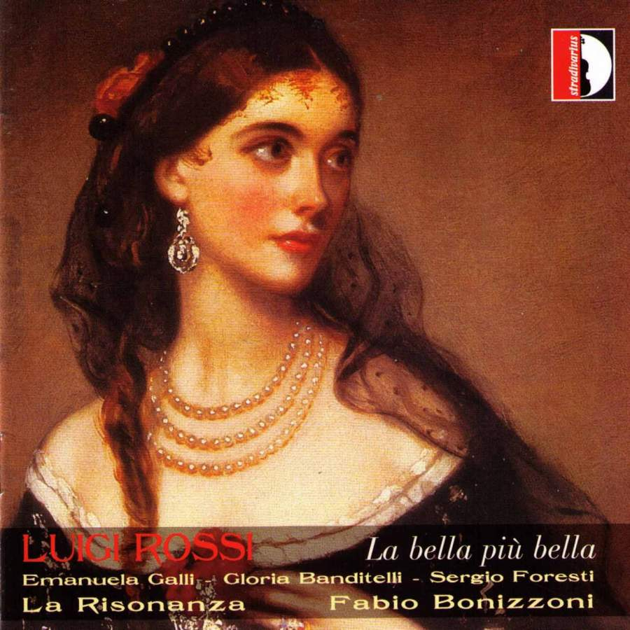 rossi, luigi: la bella più bella - stradivarius: str33560 - cd or