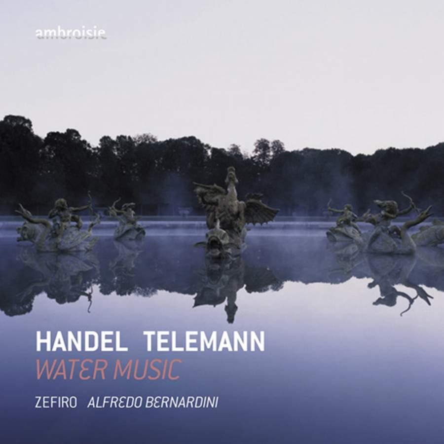Handel & Telemann - Water Music - Ambroisie: AM192 - CD or ...