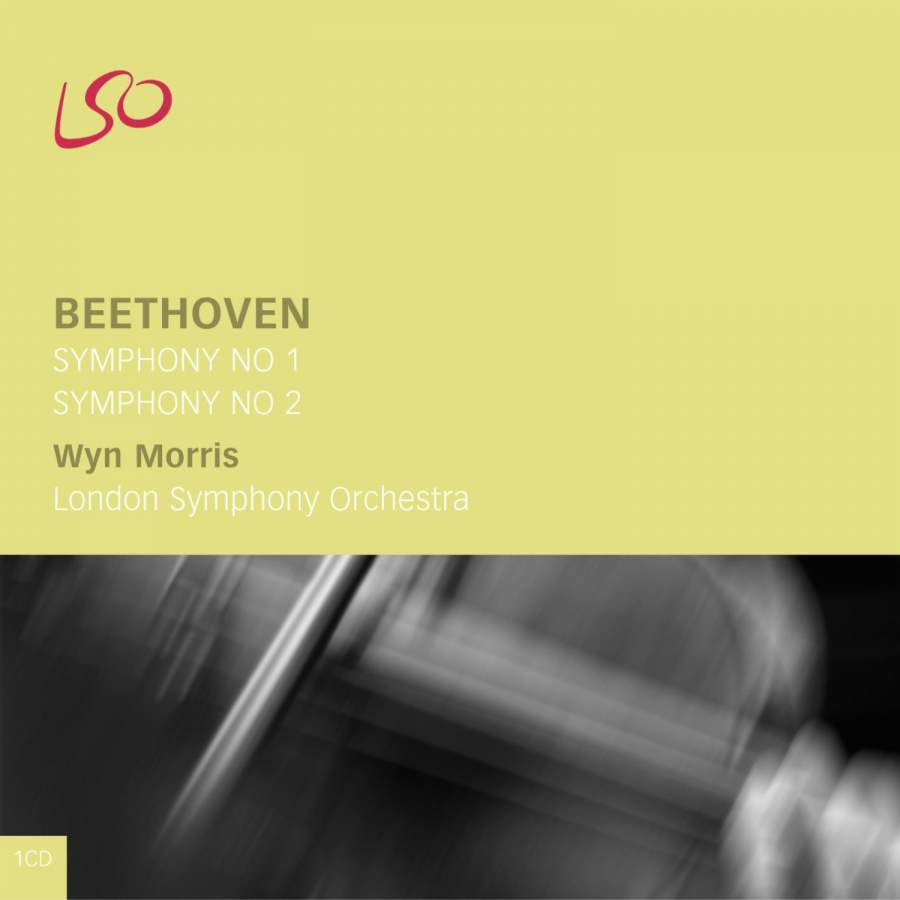 Beethoven: Symphonies Nos  1 & 2 - LSO Live: LSO1001 - download