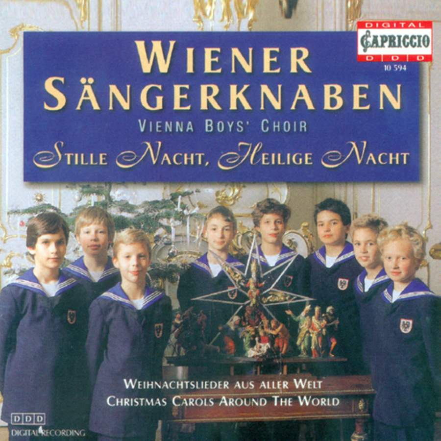 Vienna Boys Choir Christmas.Christmas Carols Around The World Vienna Boys Choir