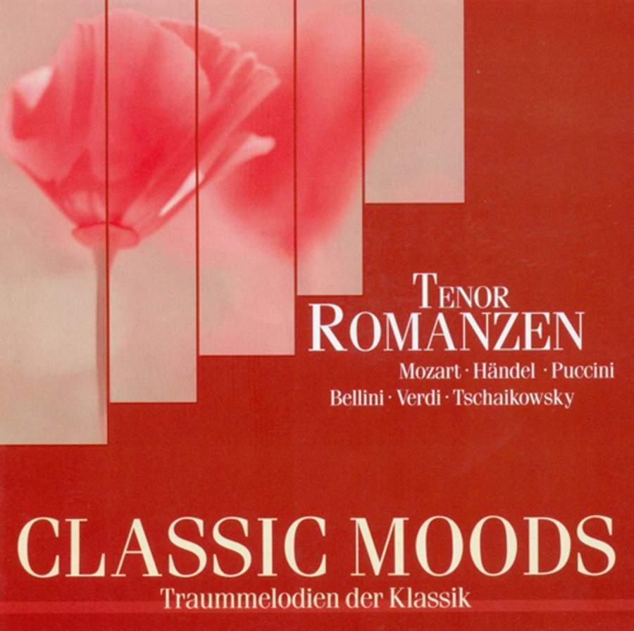 Bellini Nürnberg moods mozart w a handel g f donizetti g