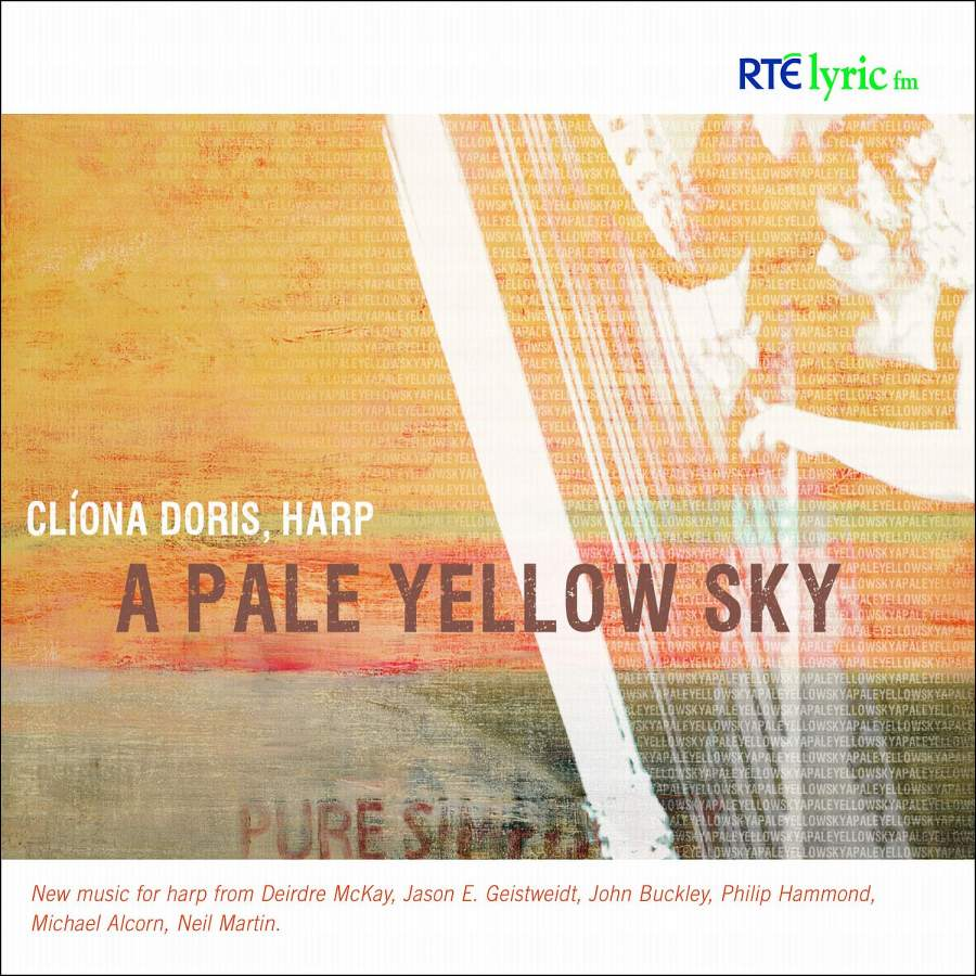 A Pale Yellow Sky - RTÉ Lyric: CD115 - CD or download