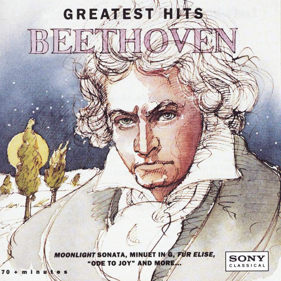 Beethoven: Greatest Hits - Sony: G010001222446S - download