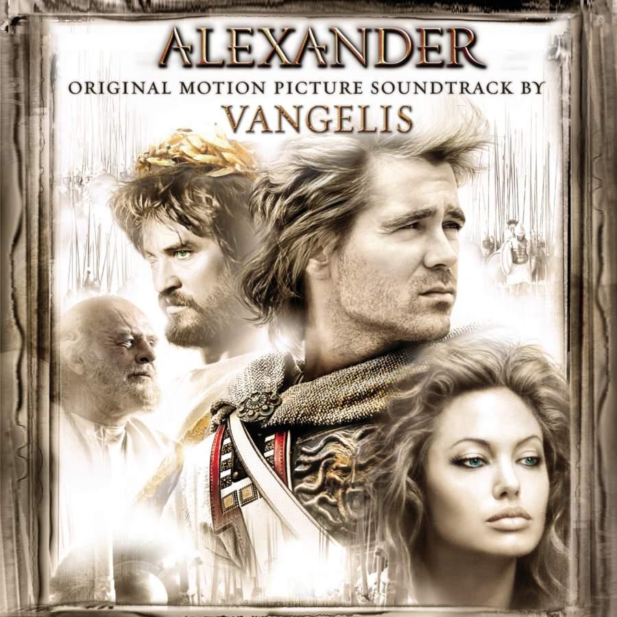 Vangelis: Alexander (Original Motion Picture Soundtrack) - Sony