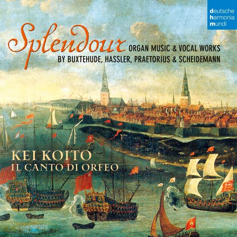 Splendour | Andrew Benson-Wilson : Early Music Reviews +