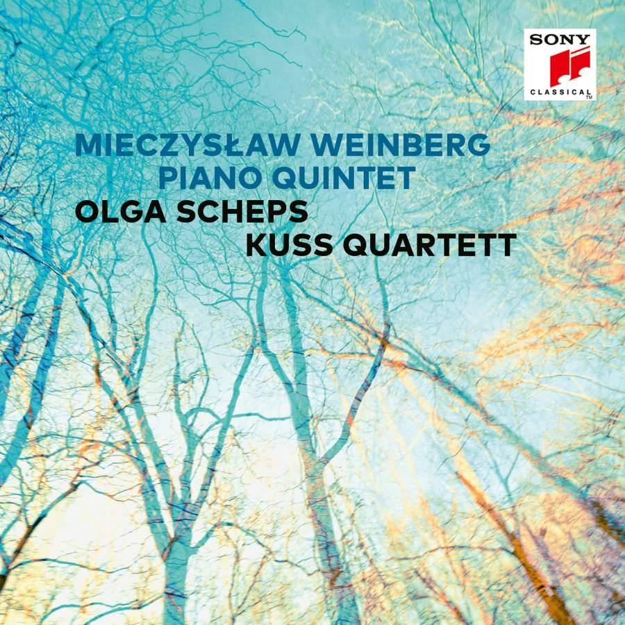 Image result for Weinberg Olga Scheps Emil Gilels sony