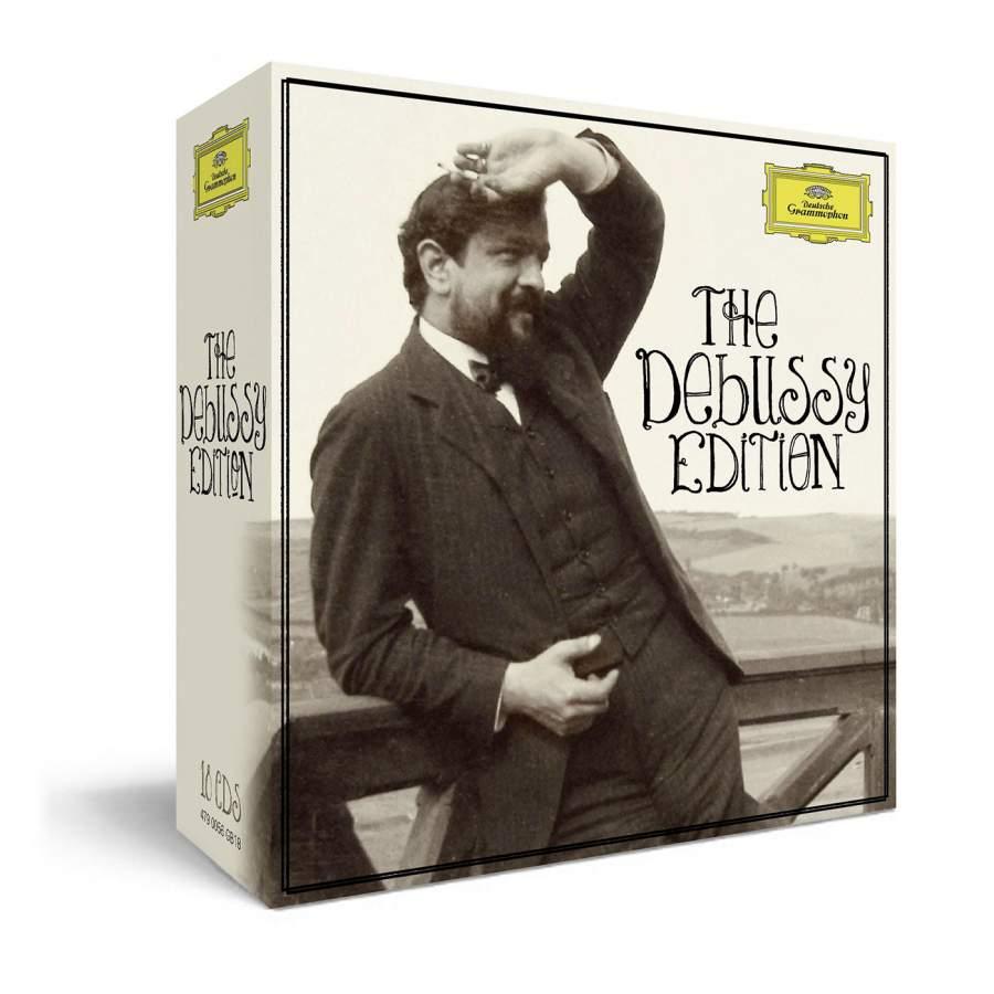 The Debussy Edition Dg 4790056 Download Presto
