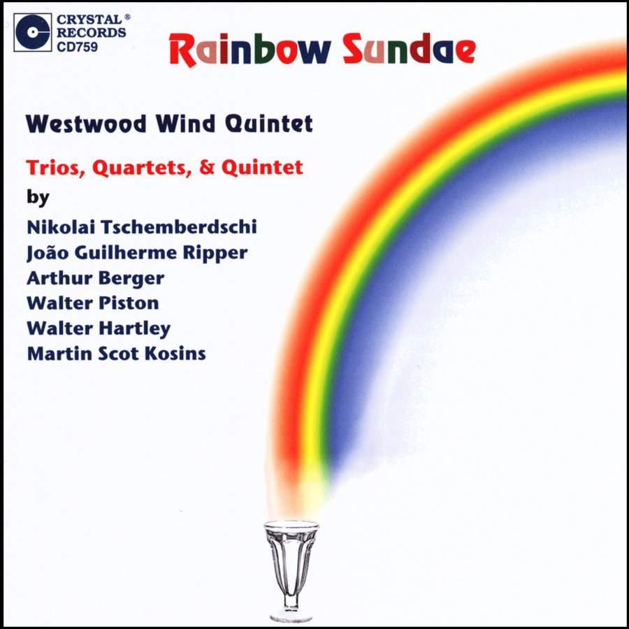 Rainbow Sundae - Crystal Records: CD759 - CD | Presto Classical