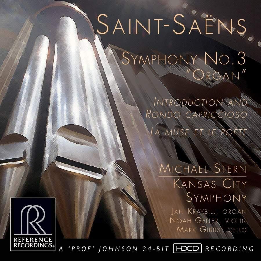 Saint-Saëns: Organ Symphony - Reference Recordings