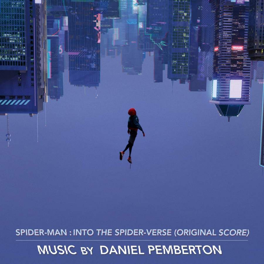 Spider Man Into The Spider Verse Original Motion Picture