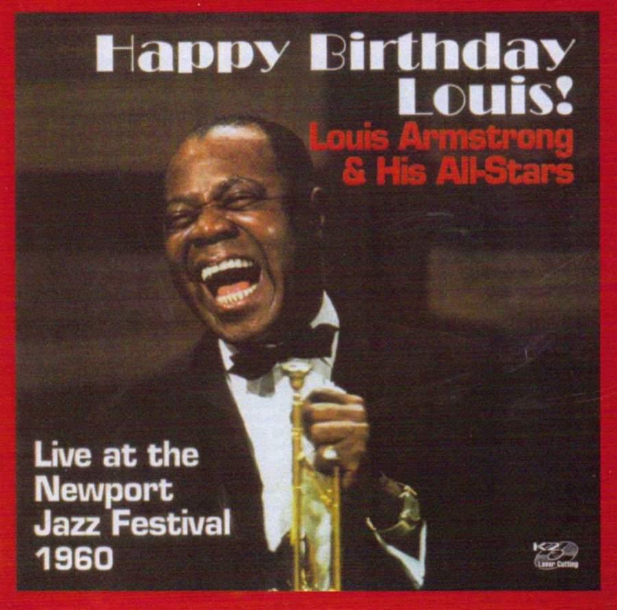 Happy Birthday Louis! - Vanguard Classics: OCD3024 - CD | Presto ...